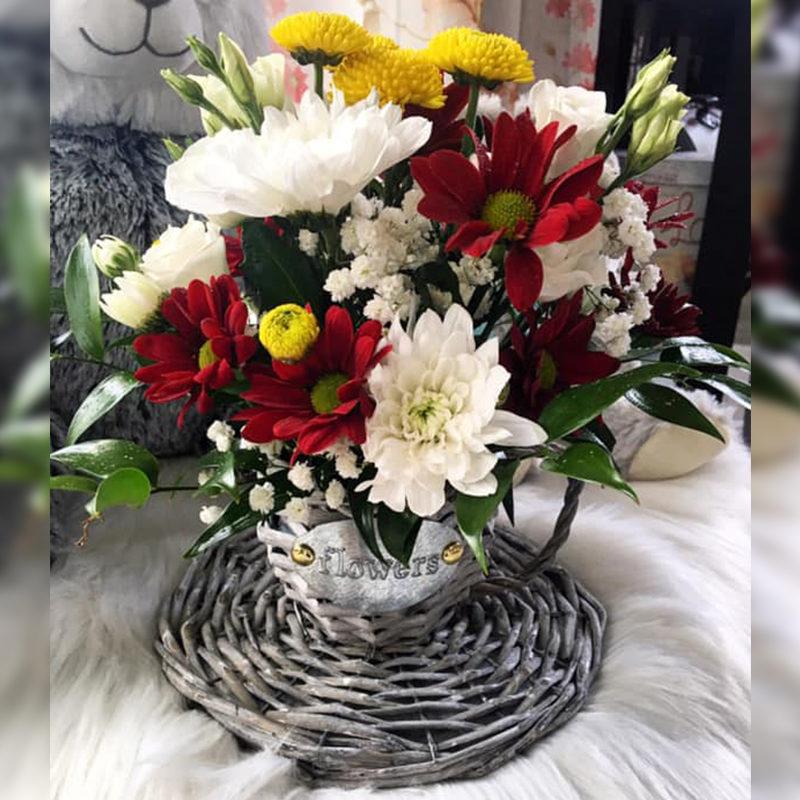 Aranjamente Florale Master Flower Florarie In Bacau