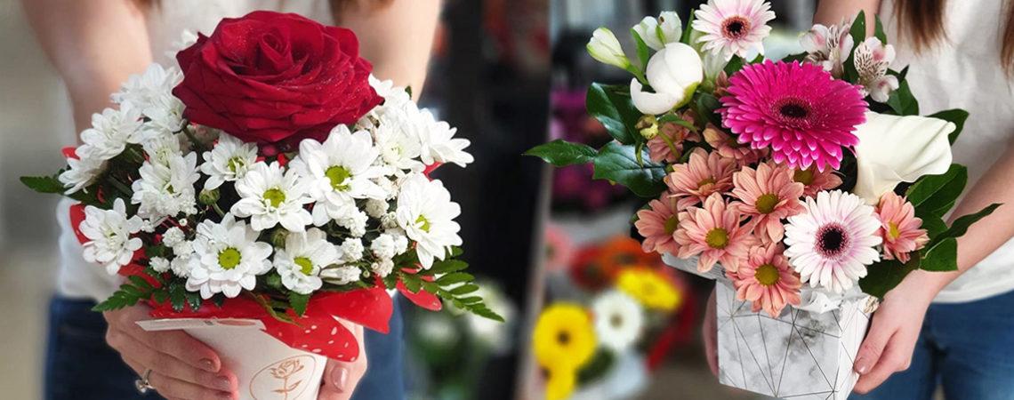 Ce mesaje să îi scrii atunci când îi trimiți flori