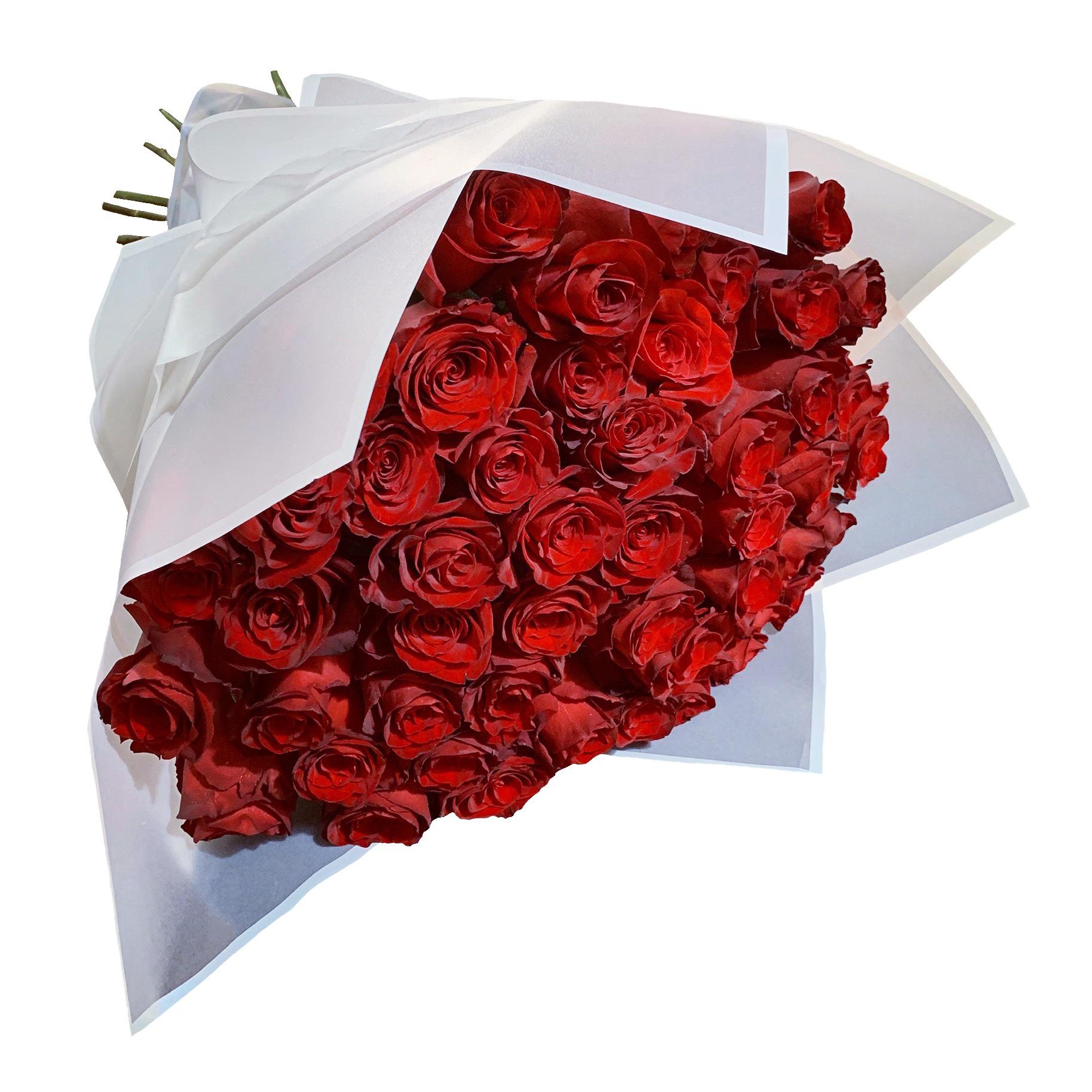 Buchet 51 Trandafiri
