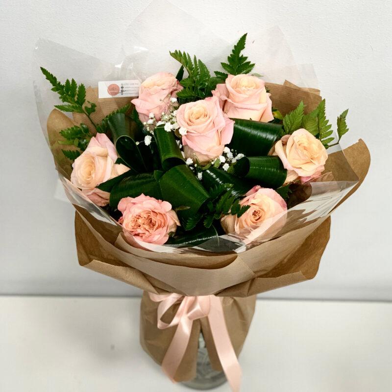 Buchet trandafiri shimmer B02